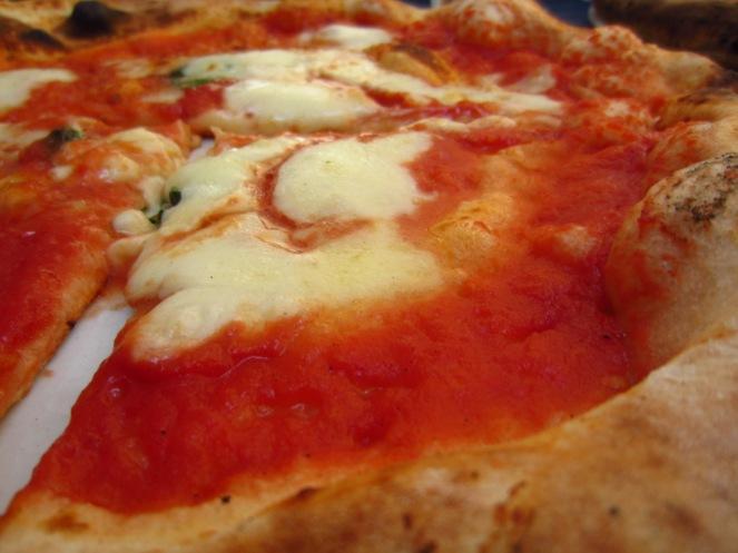 Pizza in Napoli!
