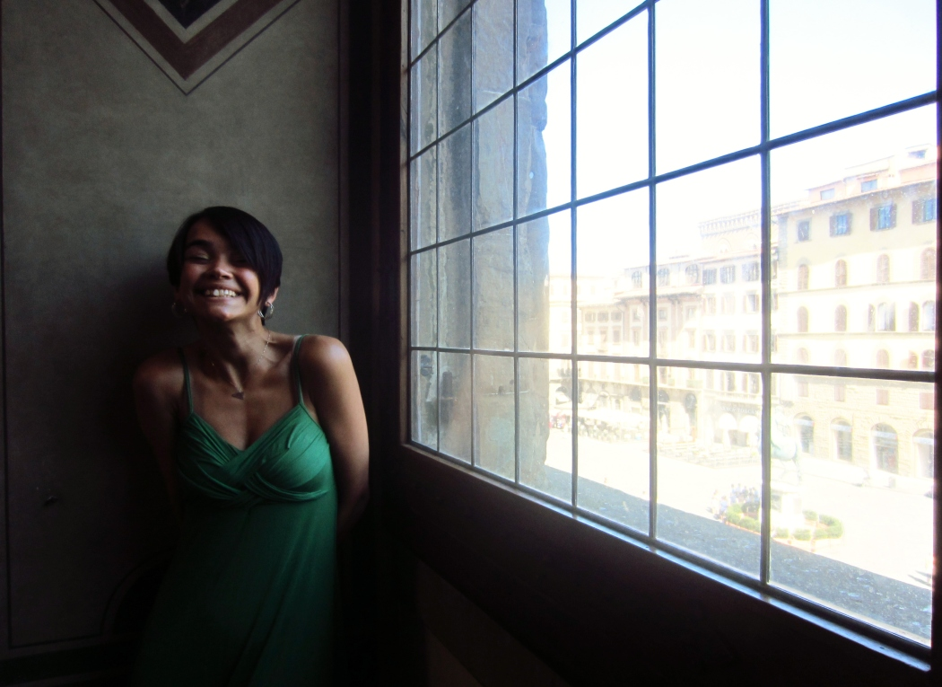 Just chillin' in the Medici house...