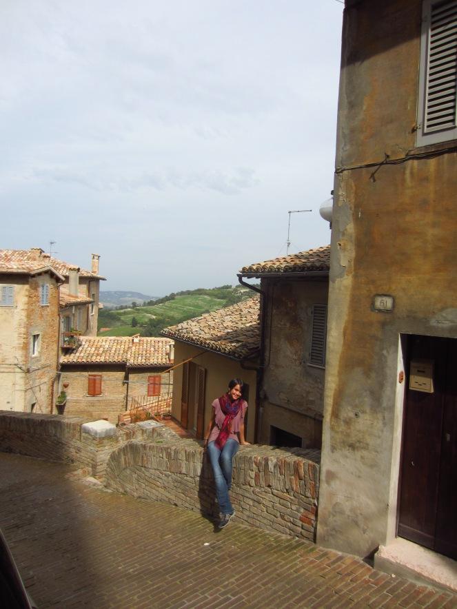 Wandering Urbino
