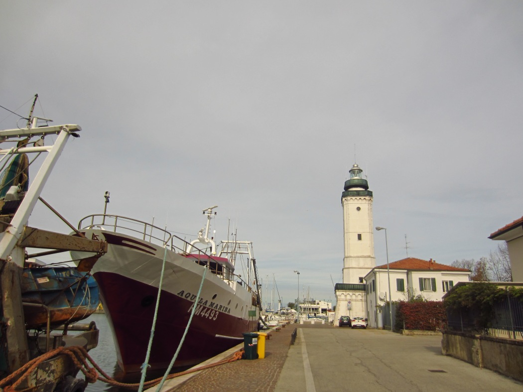 Lighthouse in Rimini