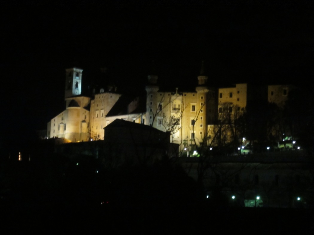Urbino at Night