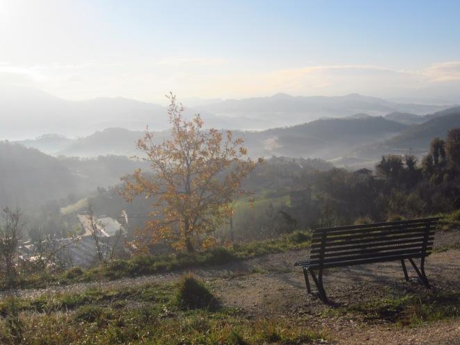 Morning in Urbino